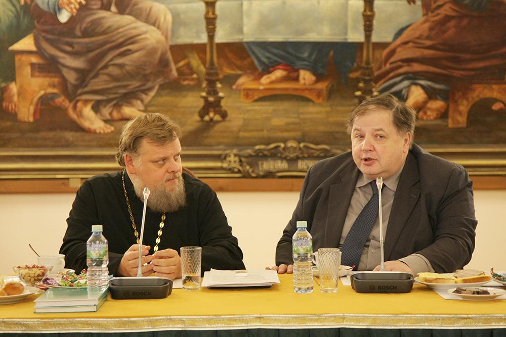 Состоялось очередное заседание расширенного состава Экспертного совета по церковному искусству, архитектуре и реставрации в режиме коллегии.