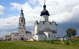 Успенский собор и монастырь острова-града Свияжск включены в Список объектов Всемирного наследия ЮНЕСКО