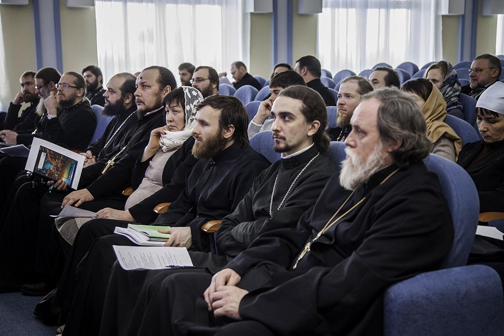 Выездной семинар руководителей епархиальных отделов по культуре и епархиальных древлехранителей