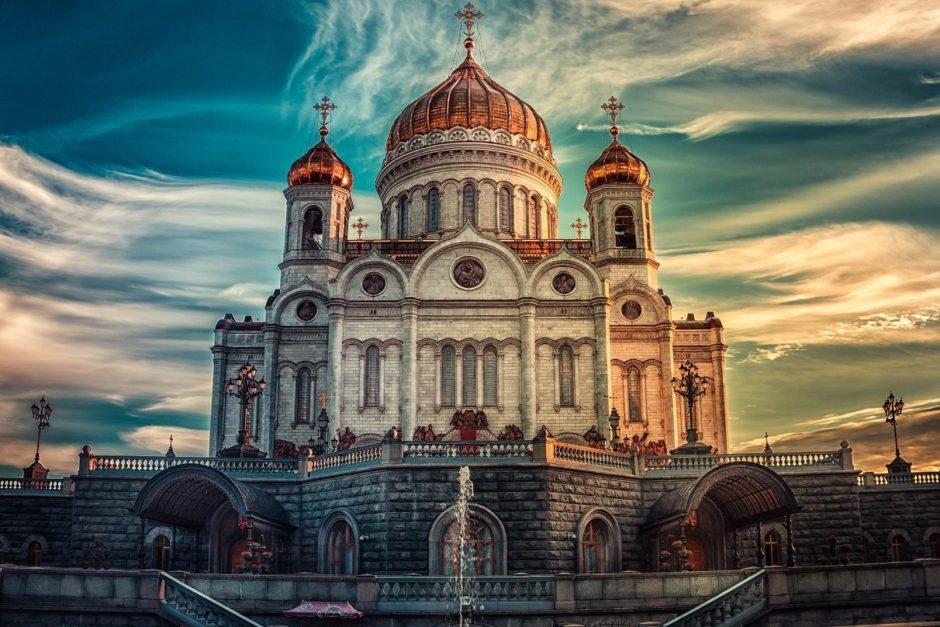 Современная церковная архитектура: особенности, смыслы, задачи