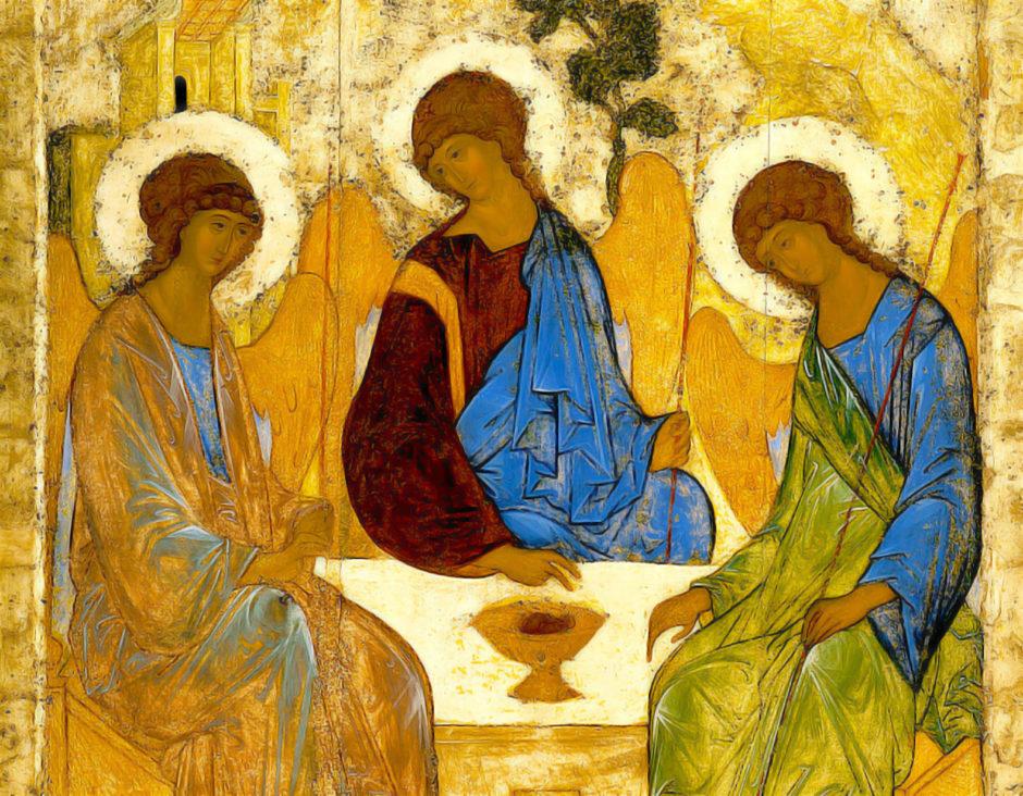 Русские иконописные традиции