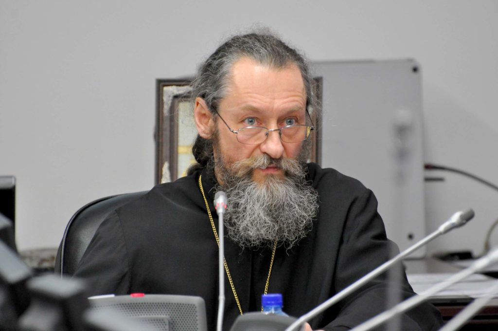 Молодежная конференция по архитектуре храмового зодчества в МАРХИ