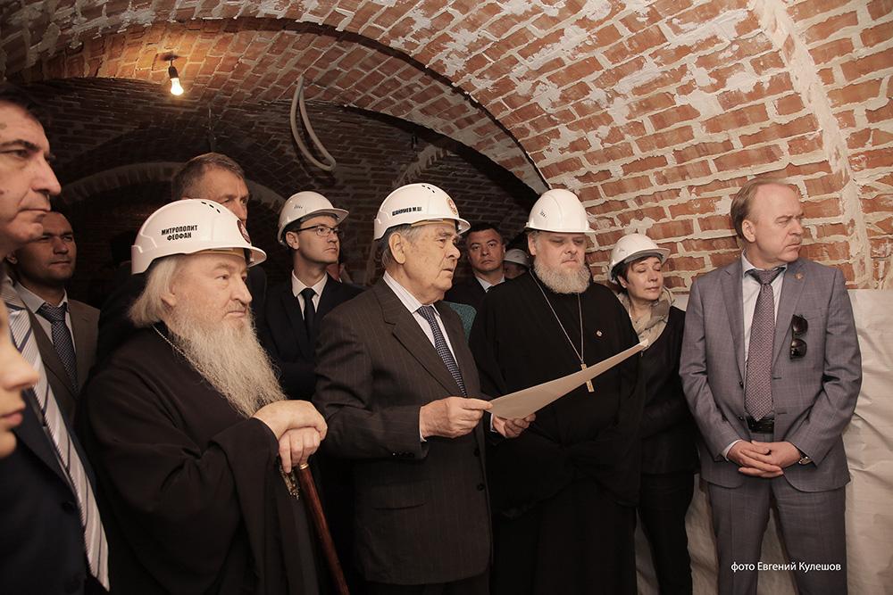Воссоздание Казанского собора в Татарстане
