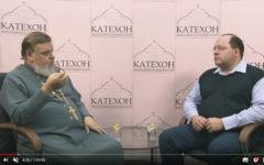 """Катехон-ТВ, выпуск 56: """"Проблемы церковной архитектуры"""""""